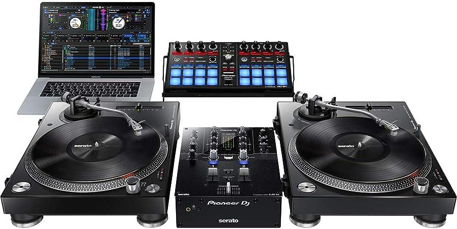 PIONEER DJM-S3: Amazon.es: Instrumentos musicales