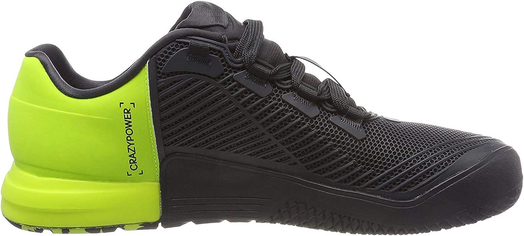 Adidas CrazyPower TR M, Zapatillas de Deporte para Hombre, Gris (Carbon/Negbas/Negbas 000), 42 EU: Amazon.es: Zapatos y complementos