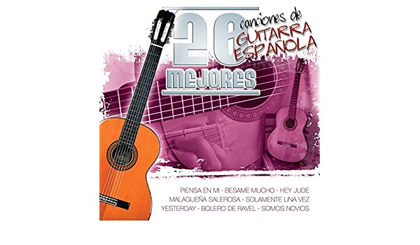 20 Mejores Canciones De Guitarra Española Vol.1 (The Best 20 Spanish Guitar Songs) by Various artists on Amazon Music - Amazon.com