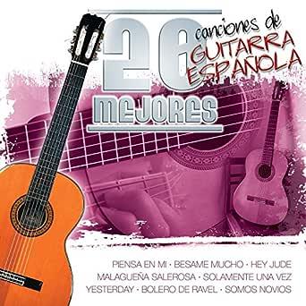 20 Mejores Canciones De Guitarra Española Vol.1 (The Best 20 ...
