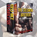 The Solomon Brothers: The Complete Series   Leslie North