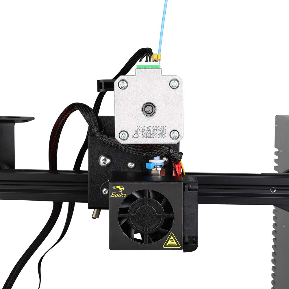 1.75mm Direct Drive Extruder Ender 3 Pro Fan and Cables Support Flexible Filament Comes with 42-40 Stepper Motor Creality Upgraded Direct Extruder Kit for Ender 3