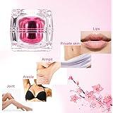 Oshide Crème Éclaircissante Peau naturelle Beauté Blanchiment Hydratant Mamelon Privée rose Plein soin du corps Blessure des lèvres 30g