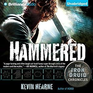 Hammered Audiobook