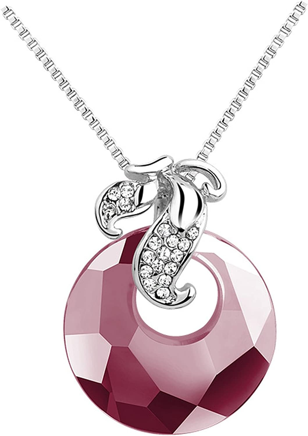 Collocation-Online 2018 New Crystal Necklace Direct Genuine high-Grade Austrian Crystal Jewelry Mixed Batch Generation