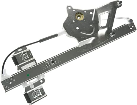 A-Premium Power Window Regulator without Motor Replacement for Buick LeSabre 2000-2005 Front Right Passenger Side