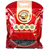 虎标 黑苦荞茶 全胚芽 荞麦茶 640g