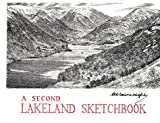 A Lakeland Sketchbook by A. Wainwright front cover