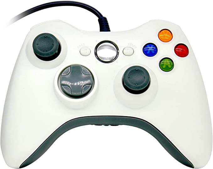OSTENT Wired USB Controlador Gamepad Joystick Joypad Compatible ...