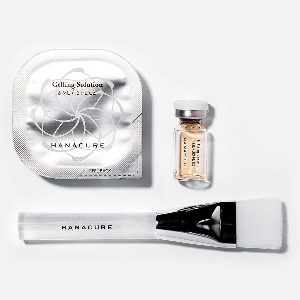 Hanacure All-In-One Facial - Starter -- 1x Application