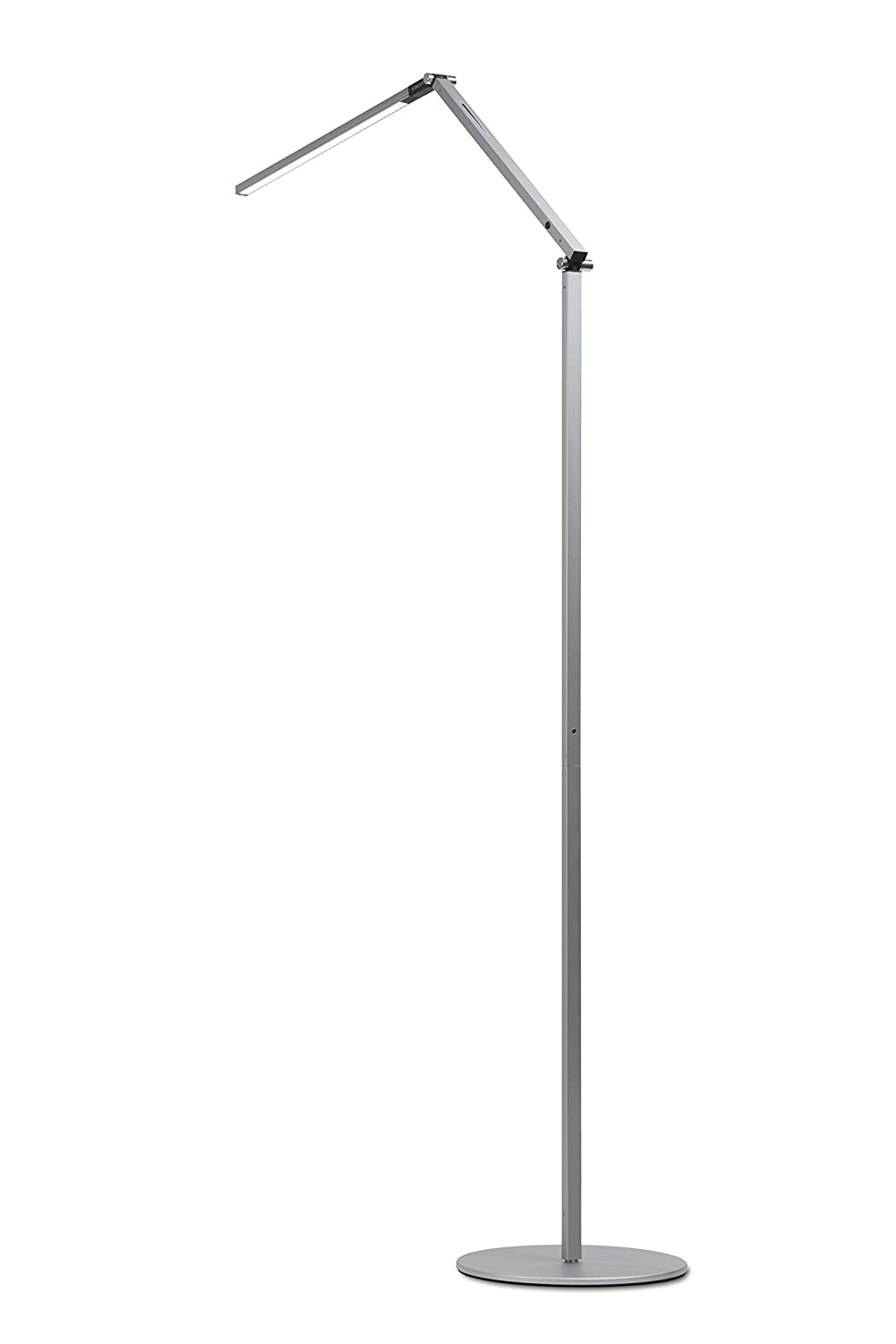 Koncept Led Stehlampe Floor Lamp Silber 1 Amazon De Alle Produkte