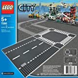 LEGO 4277502 City Straight and Crossroads