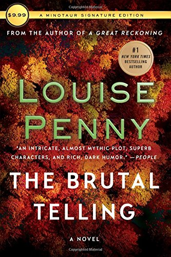 louise penny novels in order
