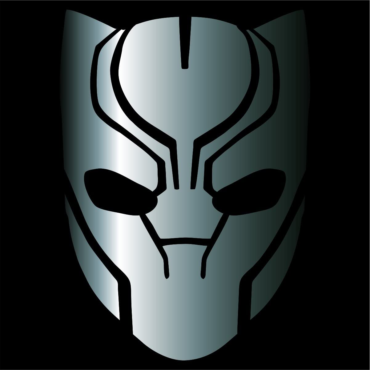MARVEL/'S BLACK PANTHER DECAL FOR CAR// LAPTOP AND MORE PICK 4 SIZE AND 12 COLOR
