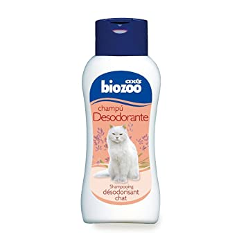 Axis Champú para gatos desodorante 250 ml: Amazon.es: Productos para mascotas