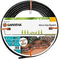 Gardena 01395-20 Micro-Drip-systeem ondergrondse druppelbuis 13,7 mm: Waterbesparende bruisstraalverlenging voor het…