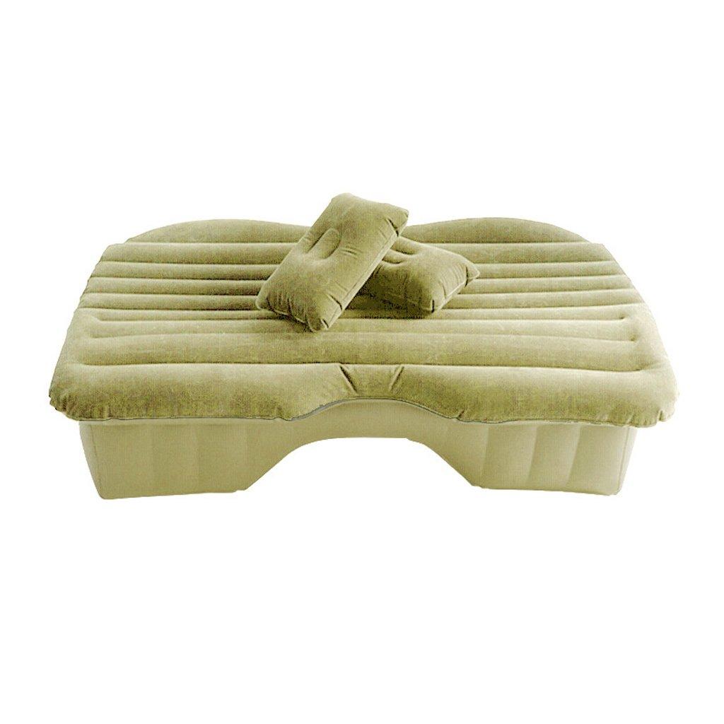RMJXJJ-car air bed Auto-aufblasbare Bett-Auto-Luftmatratze, die Beflockungs-Auto-Bett Verdickt