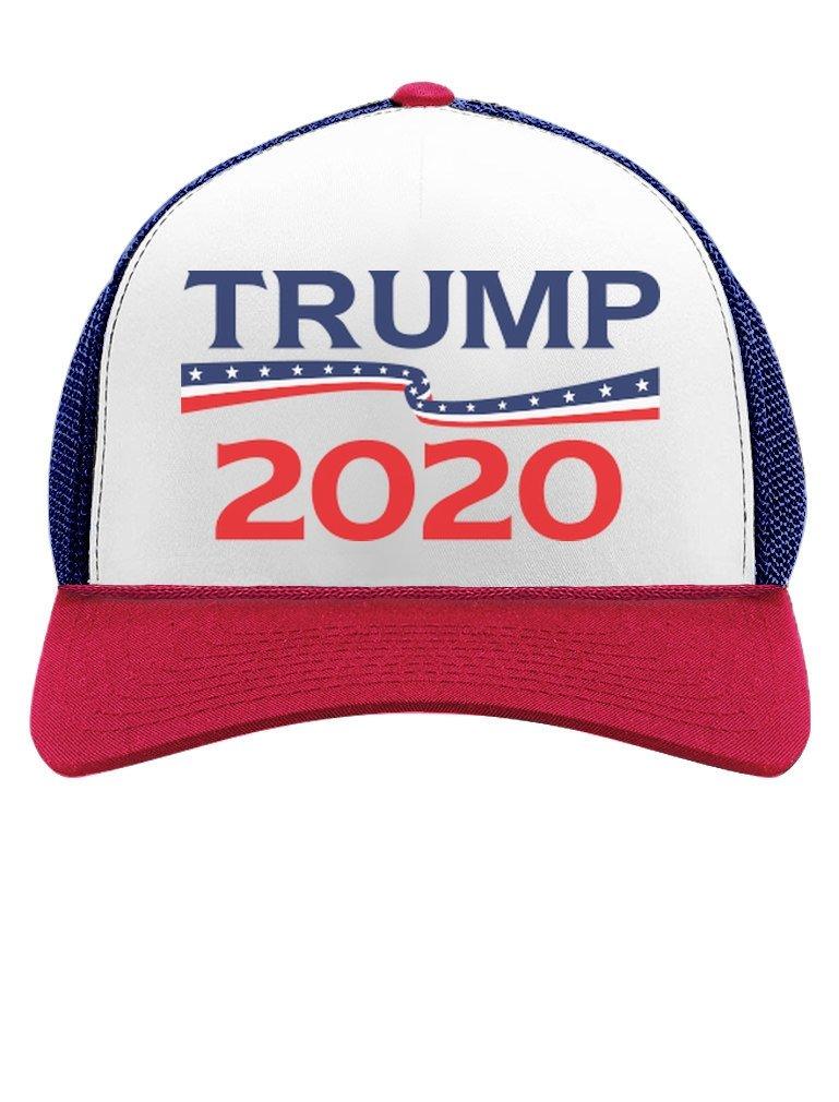 Tstars – Donald Trump President 2020 Campaign Trucker Hat Trucker Hat Mesh Cap