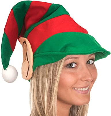Elf Hat with Ears