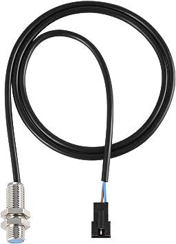 Cable del Sensor del cuentakilómetros Digital ATV + 2 imán para la ...
