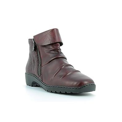 Et Semelle Bottes Femme AmovibleNon Z6083 Boots Rieker N8OmPv0ynw