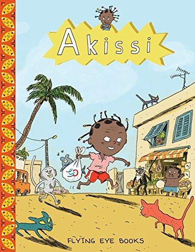 Read Online Akissi: Feline Invasion ebook