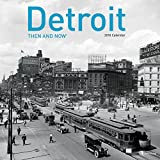 img - for 2018 Then and Now - Detroit Wall Calendar book / textbook / text book