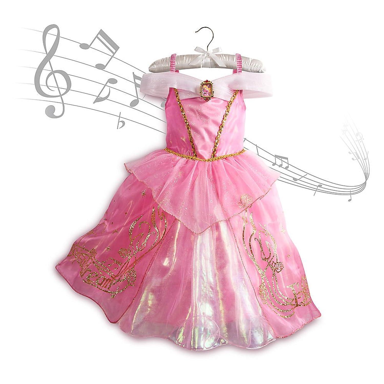Uncategorized Princess Aurora Pictures amazon com disney store princess aurorasleeping beauty musical costume size small 56 5t clothing