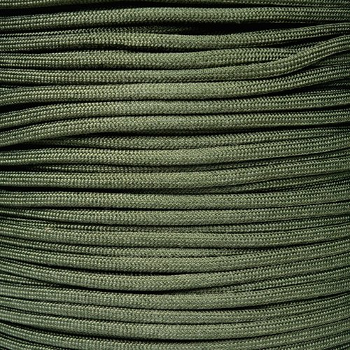 (Paracord Planet Titanium Series True 550 Military Specification Type III Parachute Cord Made with Genuine Authentic 7 Strand 100% Nylon 550 LB Tension Strength Mil Spec MIL-C-5040H Tactical Paracord - Multiple Colors & Lengths Available)