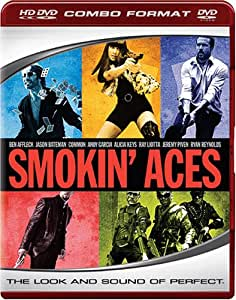 Smokin' Aces (Combo HD DVD and Standard DVD)