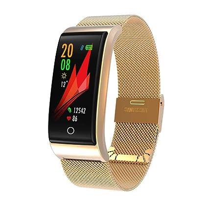 Výsledok vyhľadávania obrázkov pre dopyt KOBWA-F4-Metal-Smart-Band-Wristband-Blood-Pressure-