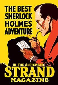 ArtParisienne Sherlock Holmes Adventure 16x24-inch Wall Decal