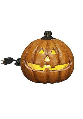 primitives by kathy carved lighted jack olantern halloween decor small - Primitives By Kathy Halloween