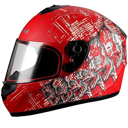 Motorcycle Helmet Sizing - 8