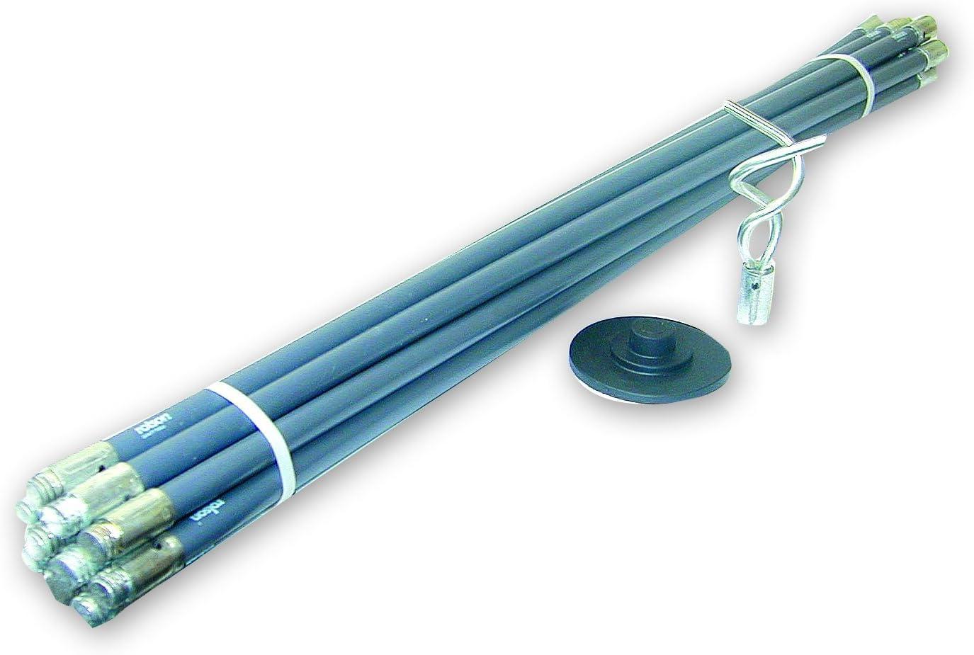 Rolson Tools 60967 - Juego de tubos de drenaje y accesorios (12 ...