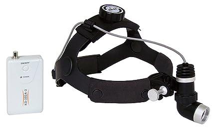 3W LED Chirurgisch medizinische Kopflampe einstellbare Stirnlampe Headlight Headlamp 40000lux