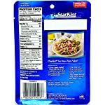 Starkist Chunk Light Tuna In Sunflower Oil, 2.6-Ounce Pouch (Pack of 15) 7 Hand Packed Tuna with Delicately Flavored Sunflower Oil in a No Drain Flavor Fresh Pouch An Excellent Choice for People Who Prefer Tuna Packed in Oil, but are Concerned about Their Health High in Omega-3's, Contains 250mg Per Serving of EPA and DHA Combined, which is 156% of the 160mg Daily Value for a Combination of EPA and DHA
