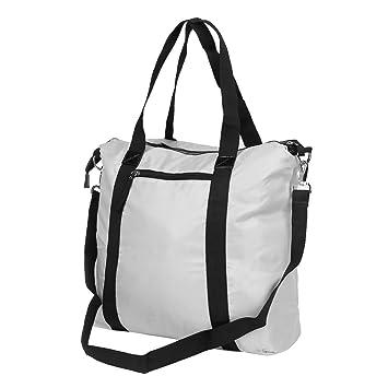 Bolsa de viaje de hombro cremallera bolsas de la compra ...