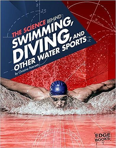 Наука за плаванием, дайвингом и другими водными видами спорта (Наука летних Олимпийских игр)