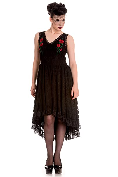 Amazoncom Spin Doctor Gothic Midnight Dance Black Floral