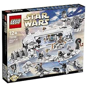 LEGO Star Wars Asalto a Hoth - juegos de construcción (Multicolor, 12 año(s), 2144 pieza(s), Película, Niño, 19 pieza(s))