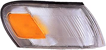 Right Passenger Side RH Corner Parking Signal Light for 1995-1996 TOYOTA CAMRY