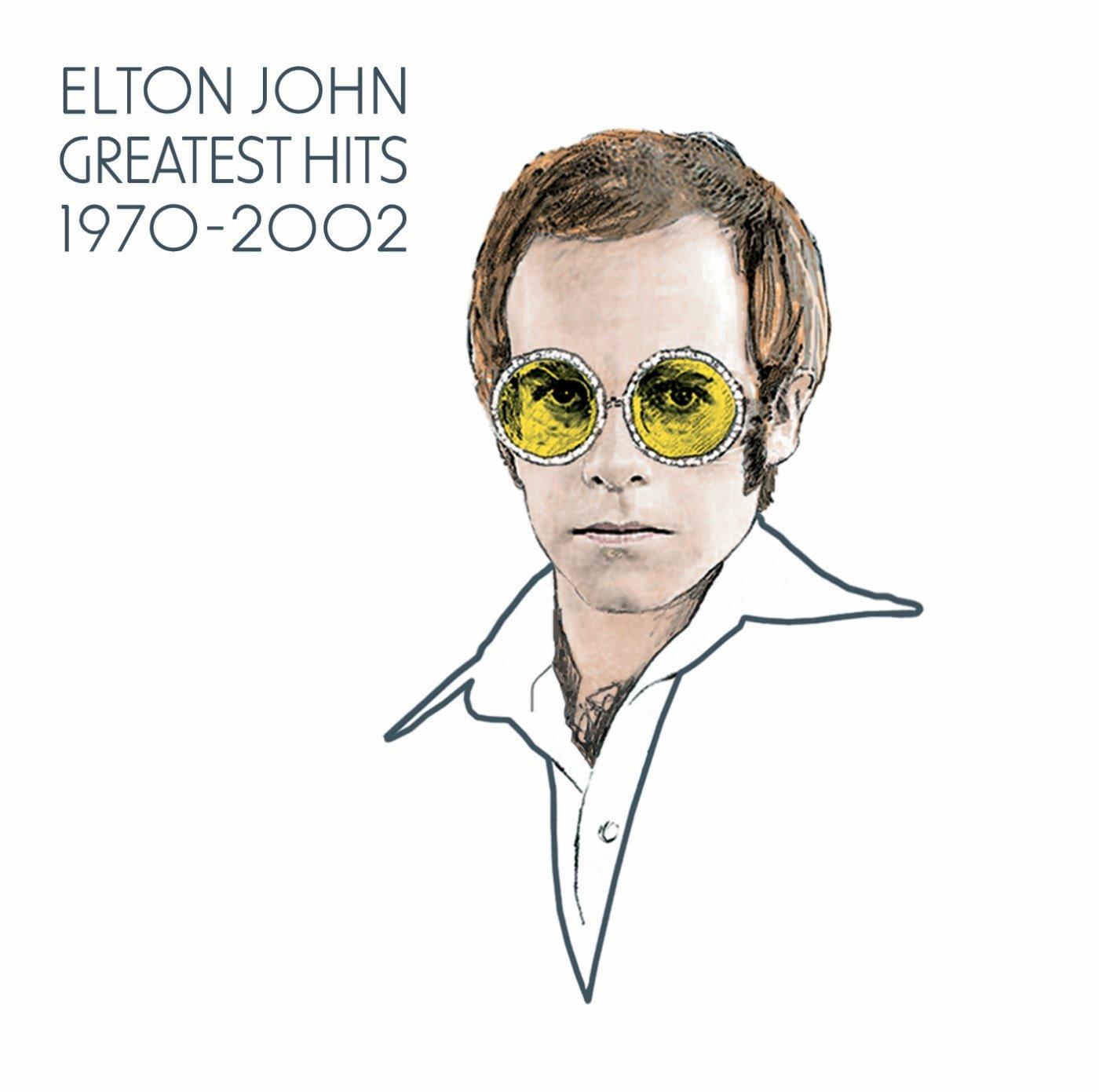 Elton John - Greatest Hits 1970-2002 (Limited Edtion+ by Imports