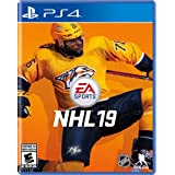 NHL 19 - PlayStation 4 [video game]