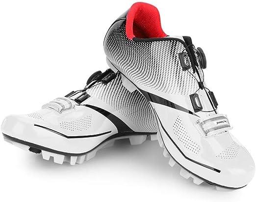 Dioche Zapatillas de Bicicleta de Montaña, 1 Par de Bicicletas ...