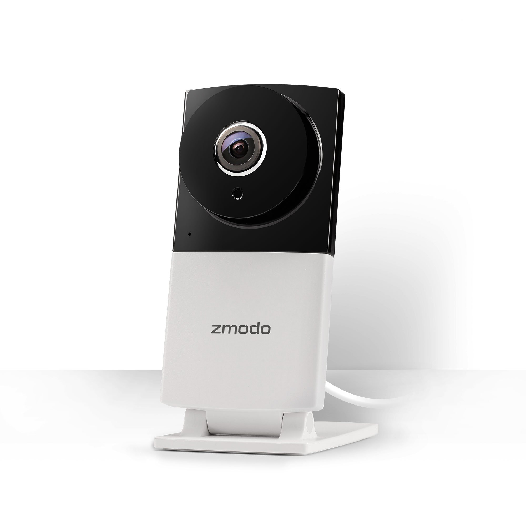 Zmodo Sight 180 C Wireless Home Camera, WiFi IP Security Surveillance Camera System With 1080P Full HD Image, 180°Super Wide Viewing Angle, Night Vision, Two Way Audio - Works with Alexa