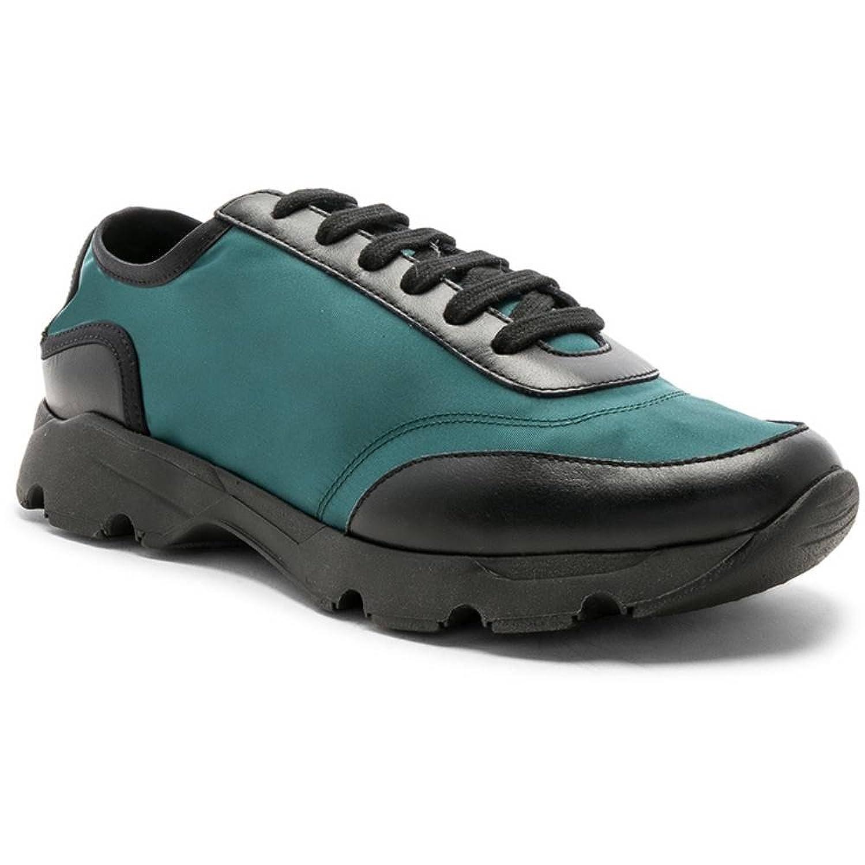 (マルニ) Marni メンズ シューズ靴 スニーカー Lace Up Sneakers [並行輸入品] B07F7VZ6D7