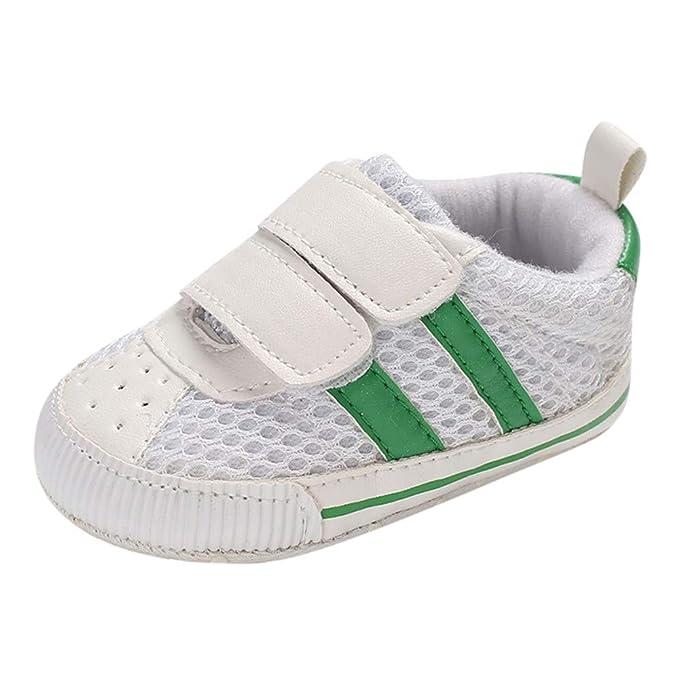 Zapatos Deportivos de Malla de bebé recién Nacido para niños ...