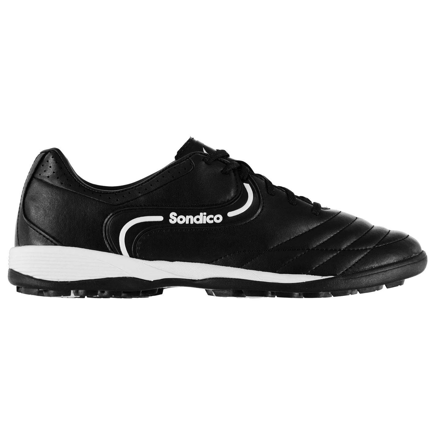 0153e753f65 Sondico Mens Strike II Astro Turf Football Trainers