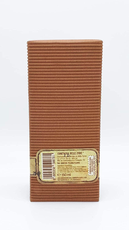 Compagnia Delle Indie Ylang Ylang - Perfume para hombre raro y precioso, 150 ml: Amazon.es: Hogar